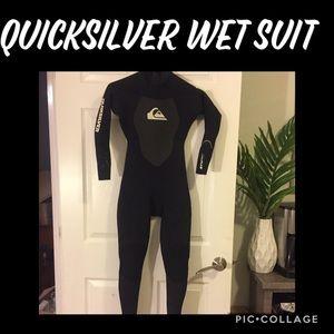 Quicksilver Full Body Wet Suit 10/125